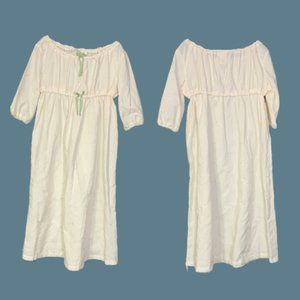 New American Girl Embroidered Nightgown Sz L 14/16